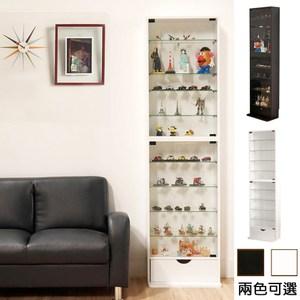 《C&B》可瑞訊第二代公仔模型展示櫃-黑色