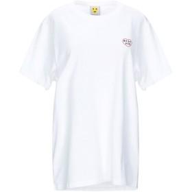 《期間限定セール開催中!》YEAH RIGHT NYC レディース T シャツ ホワイト M コットン 100%