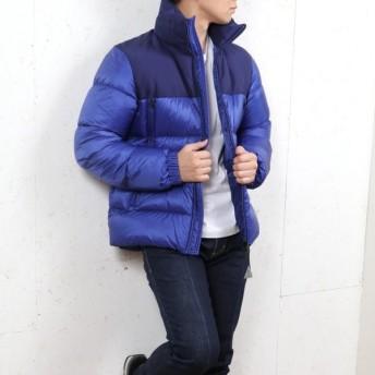 【送料無料!】モンクレール MONCLER メンズ ダウンジャケット FAIVELEY 758 ブルー【BL】
