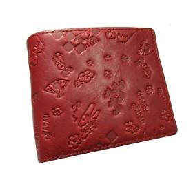 (スヌーピー) SNOOPY ブランド メンズ レディース 財布 二つ折り 牛革レザー 「SNOOPY JAPAN」 プレゼントにも最適♪ (The Little)