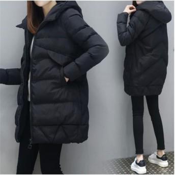 魅力100% 秋冬新品 女性 ダウンジャケット ファッション 綿ジャケット 冬 カジュアル コート ファッション 綿ジャケット 冬 ゆったりする カジュアル コート 潮