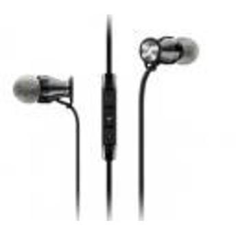 【新品/在庫あり】カナル型イヤホン MOMENTUM In-Ear G Black Chrome