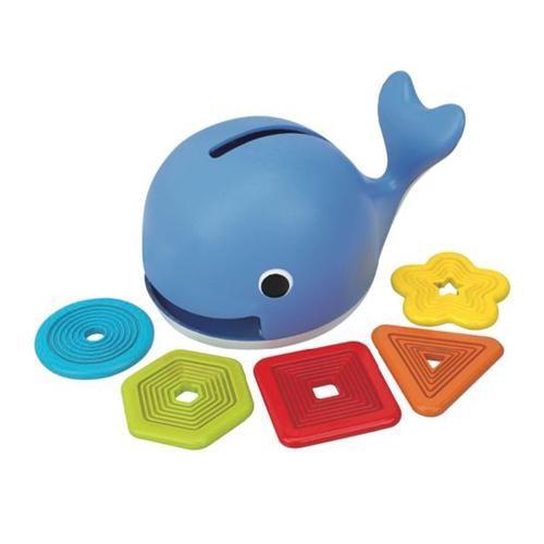 奇智奇思 K's Kids 愛吃形狀的鯨魚