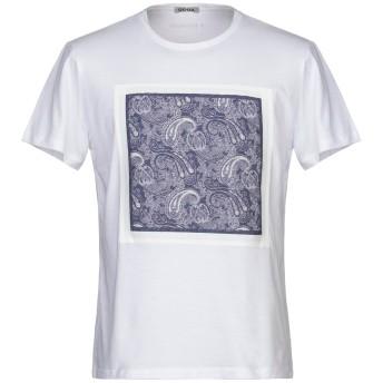 《期間限定セール開催中!》RODA メンズ T シャツ ホワイト M コットン 100%