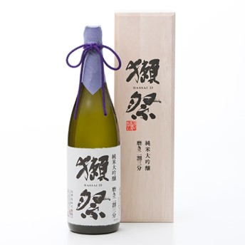 山口/旭酒造 獺祭 純米大吟醸 磨き二割三分 木箱入 1800ml