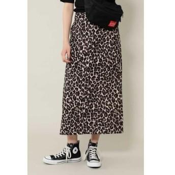 ROSE BUD / ローズ バッド ナローシルエットスカート