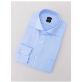 bgr / 【BGR Slim-fit】カッタウェイブルーツイルドレスシャツ