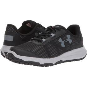 (アンダーアーマー) UNDER ARMOUR レディースランニングシューズ・スニーカー・靴 Toccoa Black/Overcast Gray/Gravel 11 (28cm) B - Medium