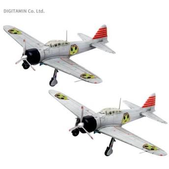 プレックス/プラッツ 1/144 零戦二一型 空賊機 荒野のコトブキ飛行隊 プラモデル KHK144-1SP 【11月予約】