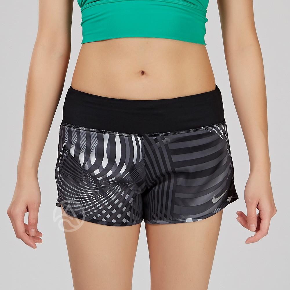 Nike Flex Rival 黑色 女生 運動短褲 855536010