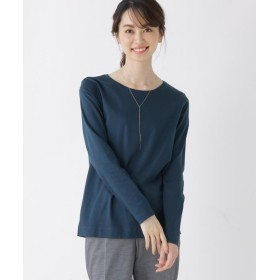 SOFUOL(ソフール) コットンスムースクルーネックTシャツ