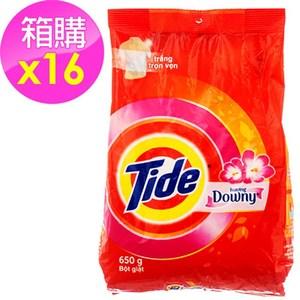 Tide 洗衣粉-含Downy/添加柔軟精(650g)*16/箱購