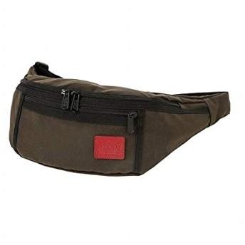 マンハッタンポーテージ(Manhattan Portage) CORDURA Waxed Nylon Fabric Alleycat Waist Bag【DBN/**】