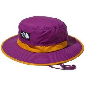 ノースフェイス(THE NORTH FACE) メンズ レディース ホライズンハット HORIZON HAT フロックスパープル×インカゴールド NN01707 PI 帽子 日よけ アウトドア