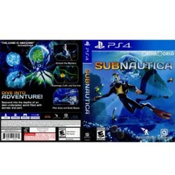 【中古即納】[PS4]Subnautica(サブノーティカ)(北米版)(2104375)(20181204)