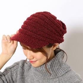 [マルイ] 【選べる2サイズ・髪にあとが付きにくい】ラクチンきれい帽子(ニットキャスケット/レディース/メンズ)/ノエマ