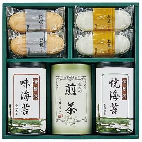 【661533】海苔・銘茶・お吸物詰合せ 【三越・伊勢丹/公式】