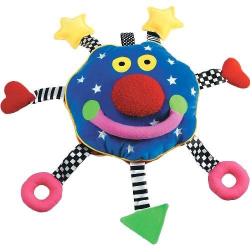 美國 Manhattan Toy 微笑伍奇小寶貝[免運費]