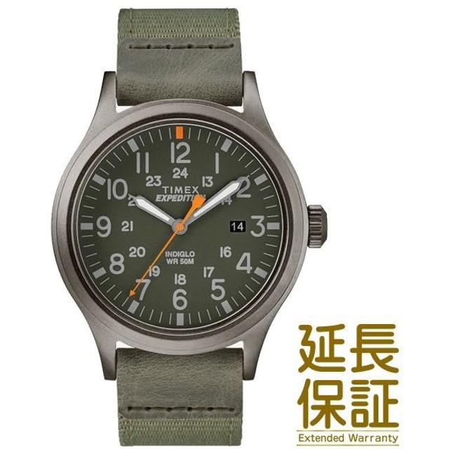 【正規品】TIMEX タイメックス 腕時計 TW4B14000 メンズ EXPEDITION エクスペディション スカウト40MM