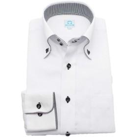 (ブルーム) BLOOM オリジナル 長袖 ワイシャツ 定番 形態安定加工 1 S