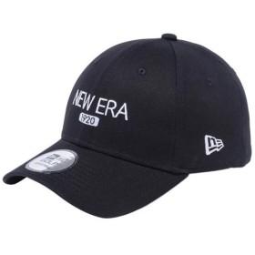ニューエラ(NEWERA) ゴルフ キャップ 9FORTY ストレッチコットン GOLF 940 STRETCHCO 1920 ブラック×スノーホワイト 12108693 帽子 ベースボールキャップ