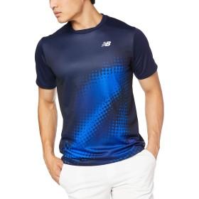 [ニューバランス] Tシャツ グラフィックショートスリーブTシャツ メンズ JMTT9150 ピグメント 日本 L (日本サイズL相当)