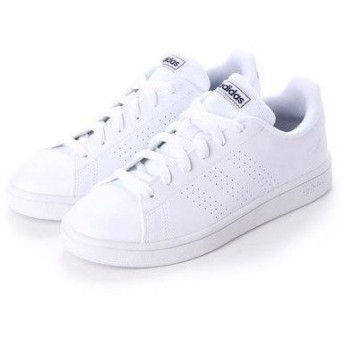 アディダス adidas ADVANCOURT BASE EE7691-23.0フットウェアホワイト (WHITE)