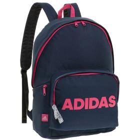 カバンのセレクション アディダス リュック デイバッグ 20L B4ファイル ADIDAS 57592 スクールバッグ メンズ レディース 男女兼用 ユニセックス ネイビー フリー 【Bag & Luggage SELECTION】