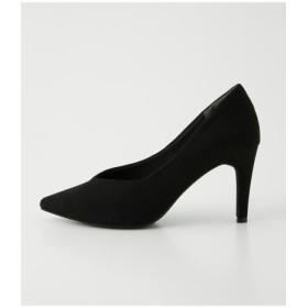 (AZUL BY MOUSSY/アズールバイマウジー)SOFT INSOLE PUMPS/レディース BLK 送料無料