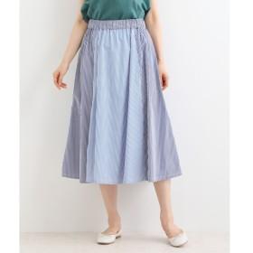 [マルイ] イージーフレアースカート(st)(Patterned Fabric イージーフレアースカート(st))/ニーム(NIMES)