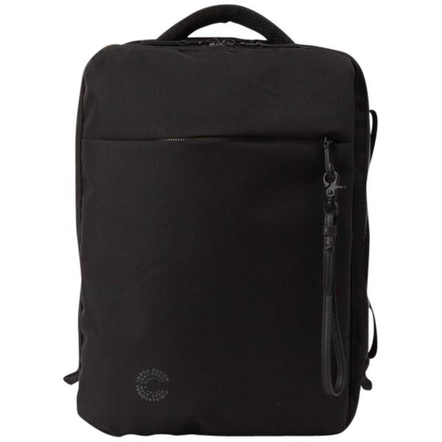 [ピーアイディ] ビジネスバッグ 2WAY リュック ノーヴェ メンズ 【10】ブラック