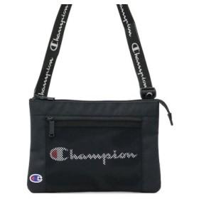 (GALLERIA/ギャレリア)チャンピオン サコッシュ Champion バッグ ユージン 斜めがけ ショルダーバッグ 57427/ユニセックス ブラック