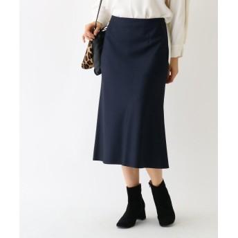 aquagirl(アクアガール) サテンマーメイドフレアスカート