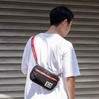 マキャベリック MAKAVELIC ゲス ポーチバッグ GUESS POUCH BAG - 3109-10515 ユニセックス ボディバッグ ショルダーバッグ