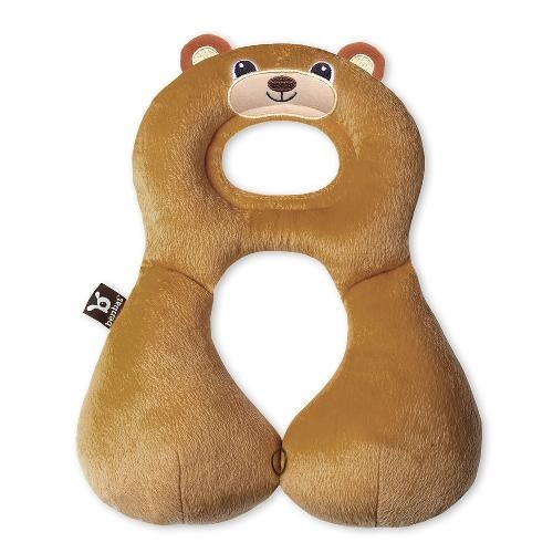 benbat 寶寶旅遊頸枕(熊 1-4Y)[免運費]