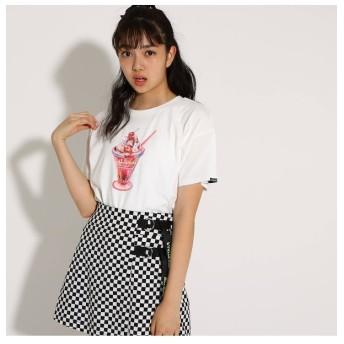 【ピンクラテ/PINK-Latte】 【monetコラボ】Tシャツ