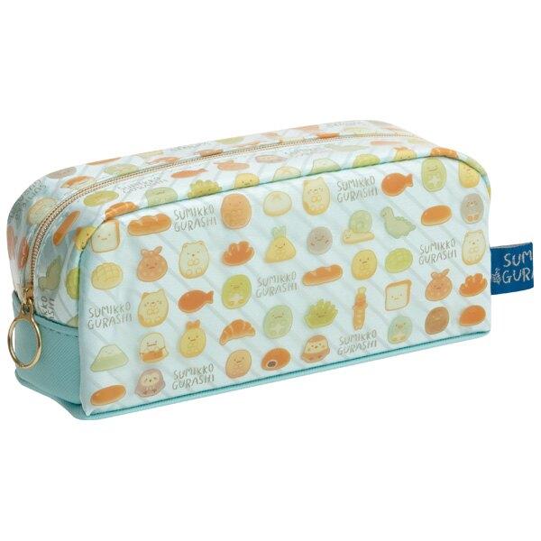 【角落生物 鉛筆袋】角落生物 麵包系列 鉛筆袋 文具 防潑水 日本正版 該該貝比日本精品