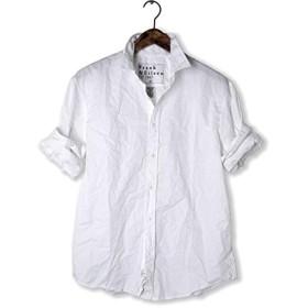 【正規取扱店】Frank&Eileen フランクアンドアイリーン PAUL メンズシャツ WTP Classic white poplin XS