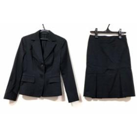 アイシービー ICB スカートスーツ サイズ9 M レディース 黒【中古】20190828