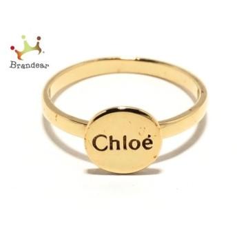 クロエ Chloe リング 金属素材 ゴールド 新着 20190829