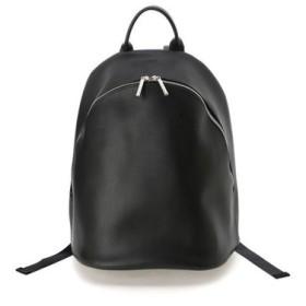 LAUGOA / PACK MAN (パックマン) フェイクレザー リュック バッグパック 大容量