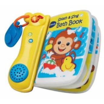 VTech Baby Splash & Sing Bath Book