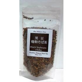 カフェ・ド・漢方「黒豆韃靼そば茶」
