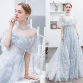 贅沢 結婚式 ウエディングドレス プリンセスライン 花嫁 ロングドレス 大きいサイズ お灑落 ウエディングドレス フレア