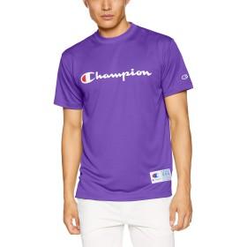 [チャンピオン] ケイジャーズ DRYSAVER Tシャツ バスケットボール C3-MB353 メンズ バイオレット 日本 M (日本サイズM相当)