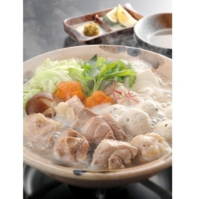 A413.【はかた一番どり】水炊きセット「彩」