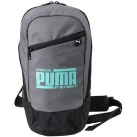 【PUMA ウェア】 プーマ ウェア M ソール クロス バッグ 76637 02CASTLE ROCK