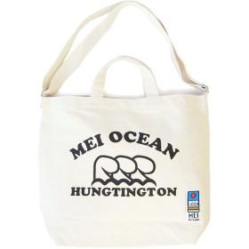 [メイオーシャン] MEI OCEAN ショルダートートバッグ R667-04 MEI(C)