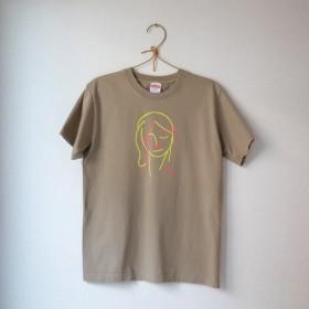 【常温】シルクスクリーンプリントTシャツ(ユニセックス)