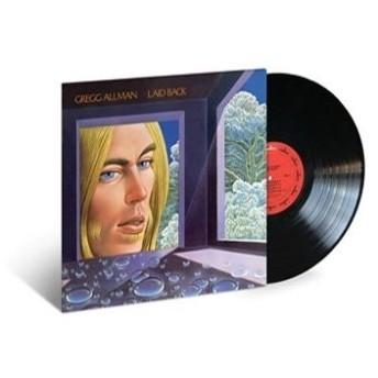 Gregg Allman Laid Back<Black Vinyl> LP